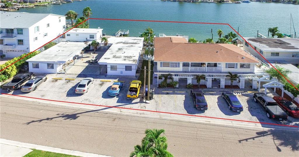 14231 N BAYSHORE DRIVE, MADEIRA BEACH FL 33708