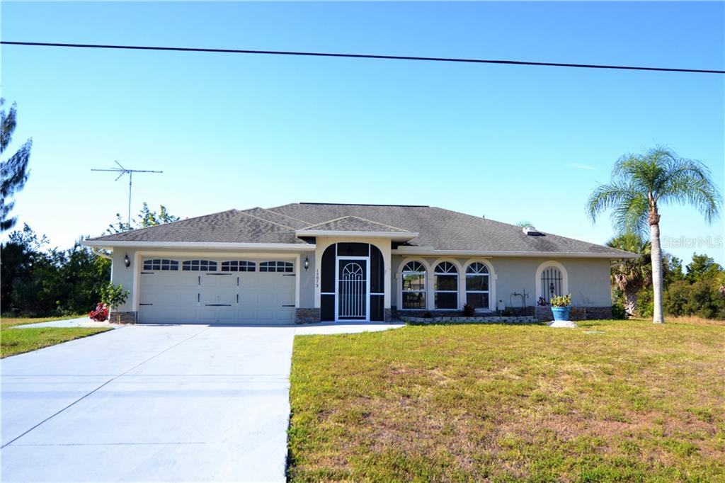 , Residential: 3 Beds, 2 Baths, In PORT CHARLOTTE., Wheelchair Accessible Homes