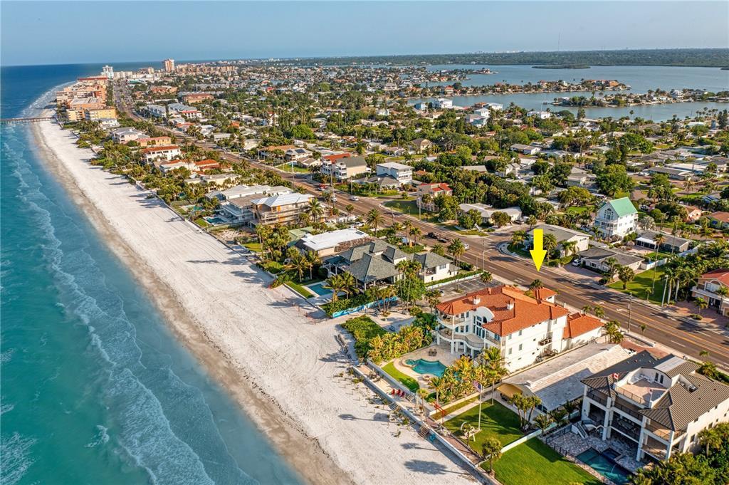 15912 GULF BOULEVARD, REDINGTON BEACH FL 33708