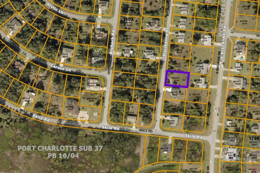FLORIBANNA STREET, NORTH PORT FL 34287