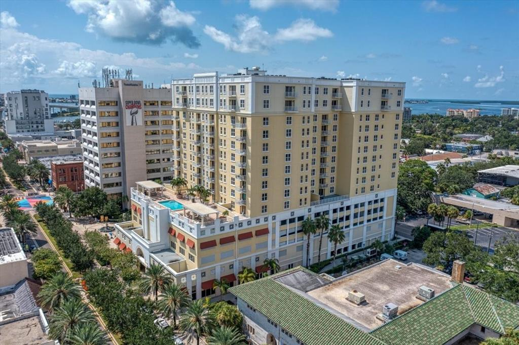 628 CLEVELAND STREET # 602, CLEARWATER FL 33755