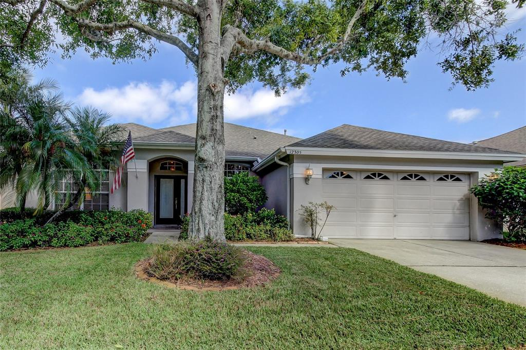 12305 WYCLIFF PLACE, TAMPA FL 33626