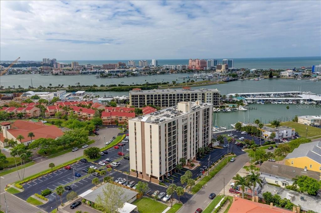 255 DOLPHIN POINT # 312, CLEARWATER FL 33767