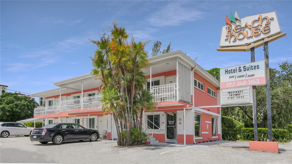 12100 GULF BOULEVARD, TREASURE ISLAND FL 33706