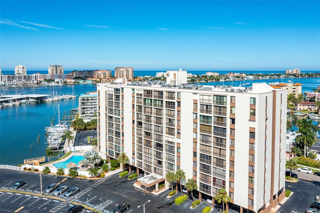 255 DOLPHIN POINT # 605, CLEARWATER FL 33767