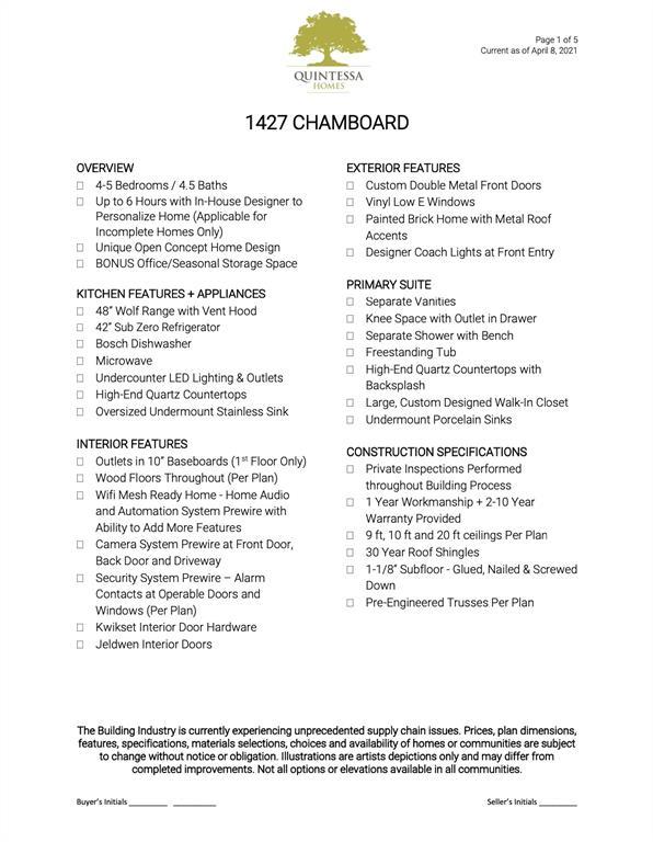 1427 Chamboard Lane, Houston, TX 77018