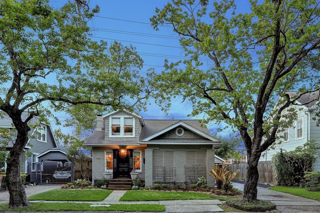 1616 Vassar Street, Houston, TX 77006 - Property Listing at The Reyna Group