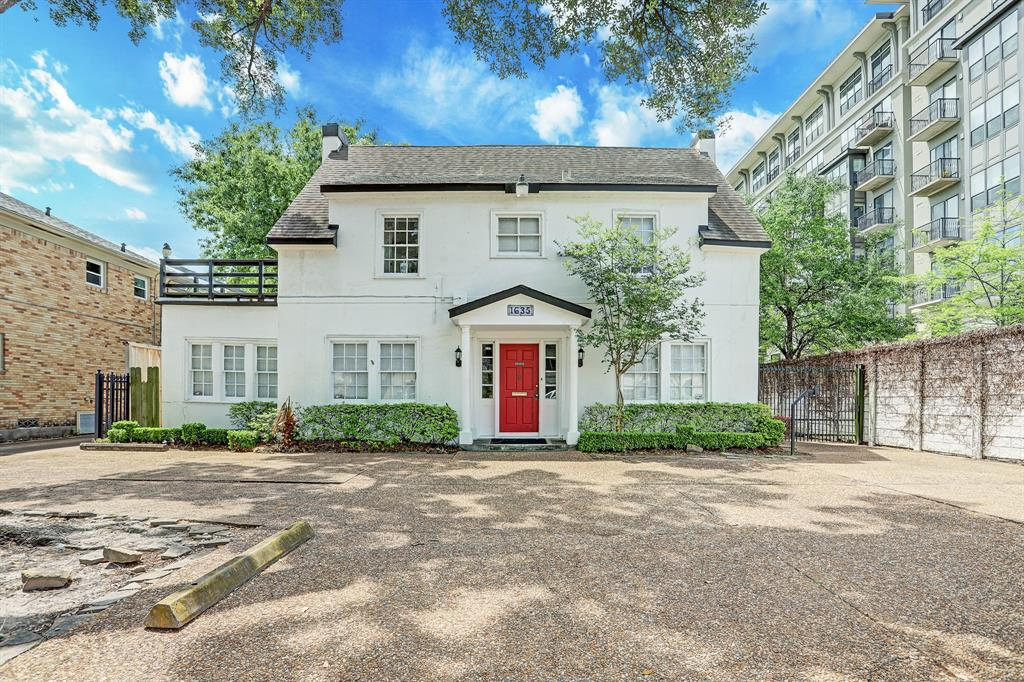1635 Alabama Street, Houston, TX 77006 - Property Listing at The Reyna Group