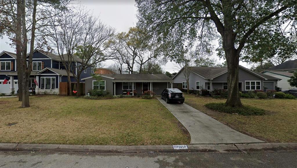 1417 Overhill Street, Houston, TX 77018