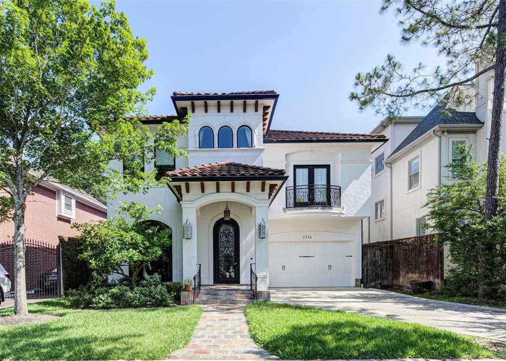 2714 Werlein Avenue, West University Place, TX 77005 - Property Listing at The Reyna Group