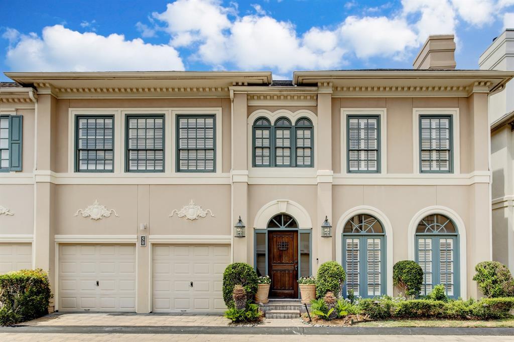 50 Milan Estates, Houston, TX 77056 - Property Listing at The Reyna Group