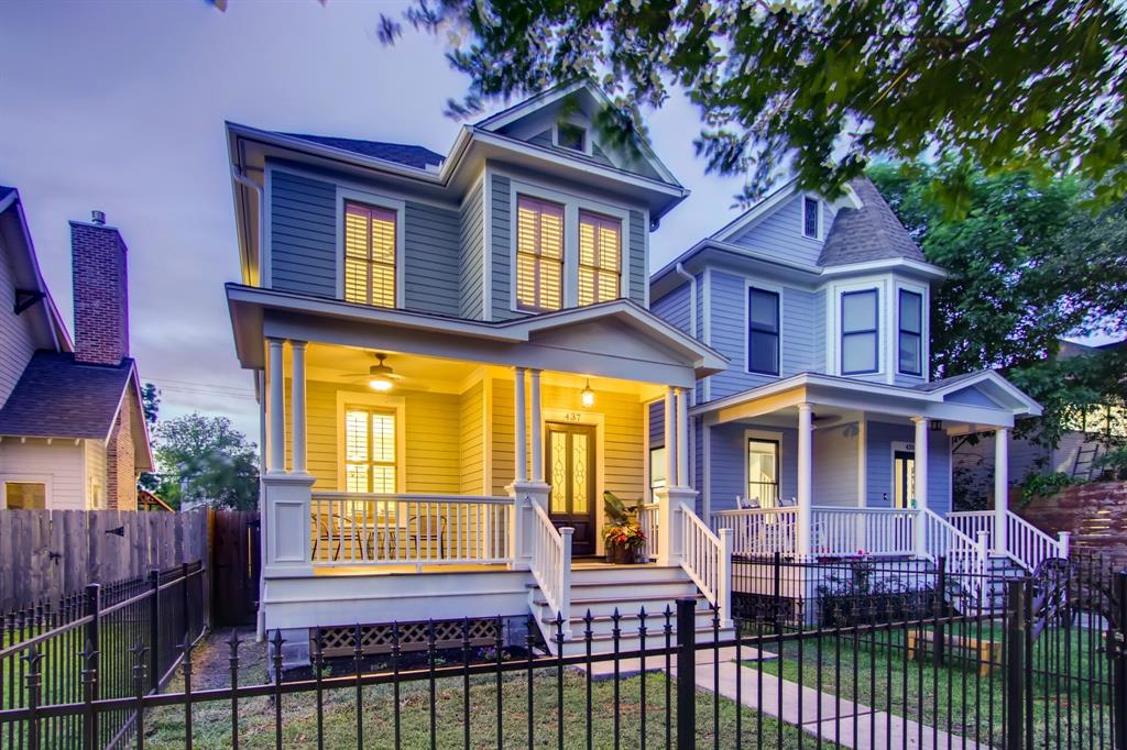 437 27th Street, Houston, TX 77008 - Property Listing at The Reyna Group