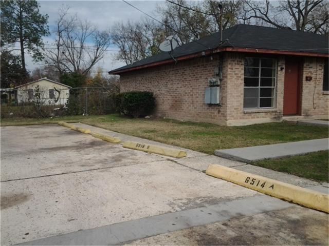 6514 & 6516 De Priest Street, Houston, TX 77091