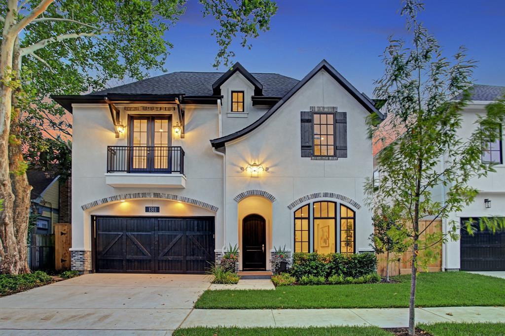1311 Willard Street, Houston, TX 77006 - Property Listing at The Reyna Group