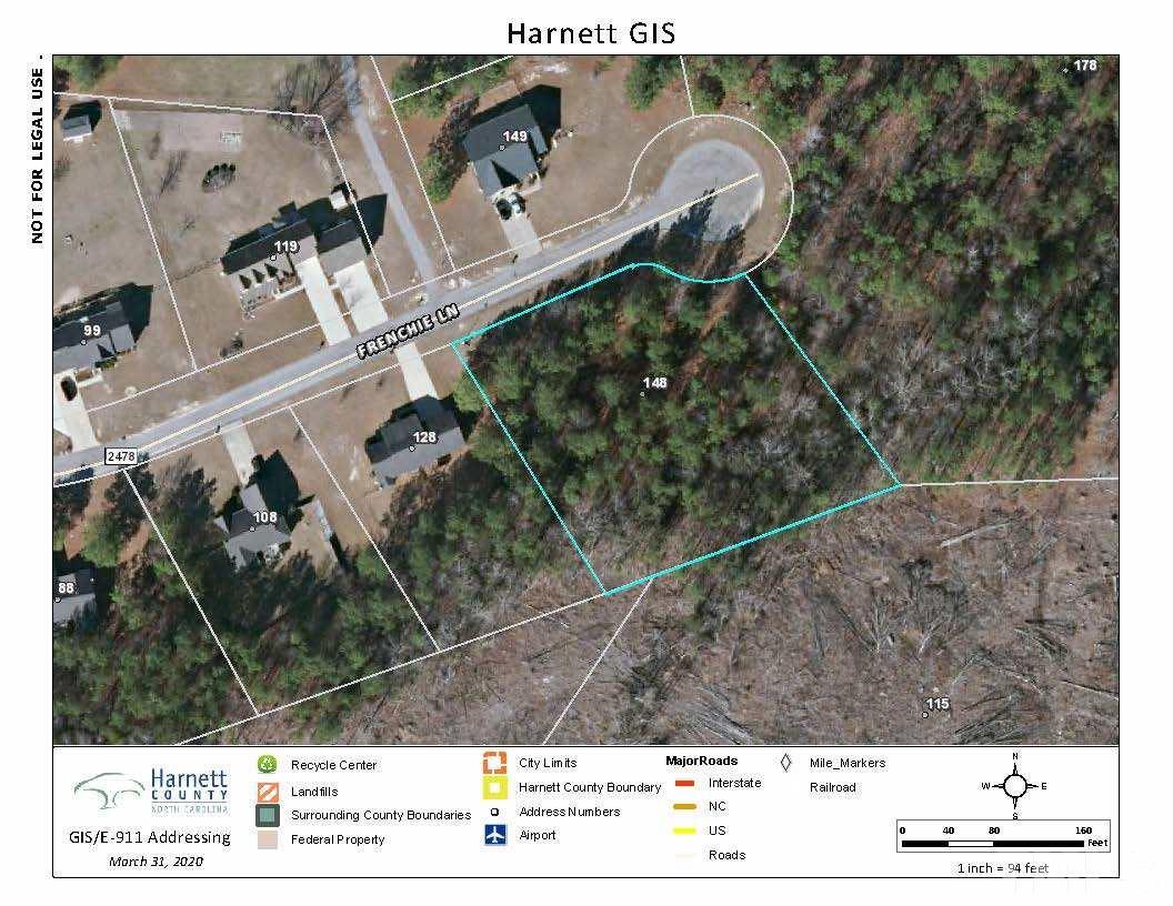 Bunnlevel, NC Land for sale