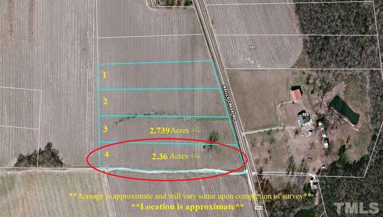 Lillington, NC Land for sale
