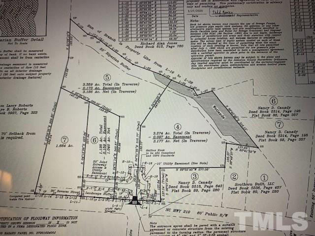 Angier, NC Land for sale