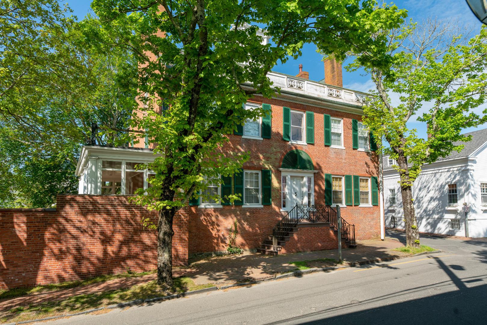 19 Pleasant, 2 Mill Street, 9 & 11 Candlehouse Ln.