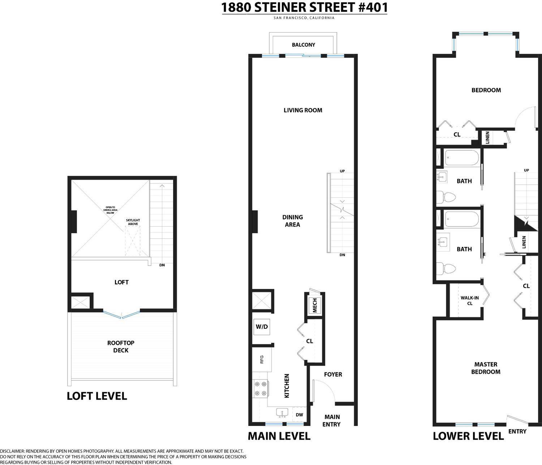 1880 Steiner Street # 401