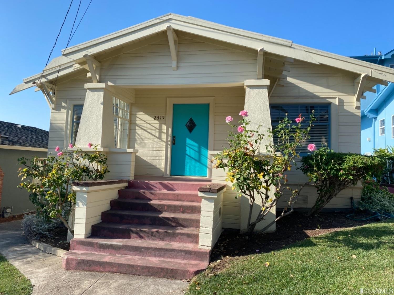 2519 Hearst Avenue Oakland CA 94602