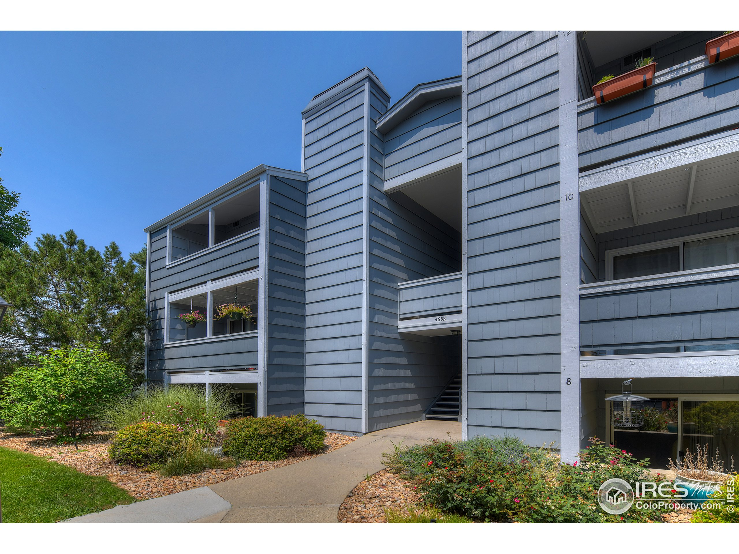 4652 White Rock Cir # 7, Boulder-CO  $279,500.00 *Ground floor unit one bedroom and one bath*