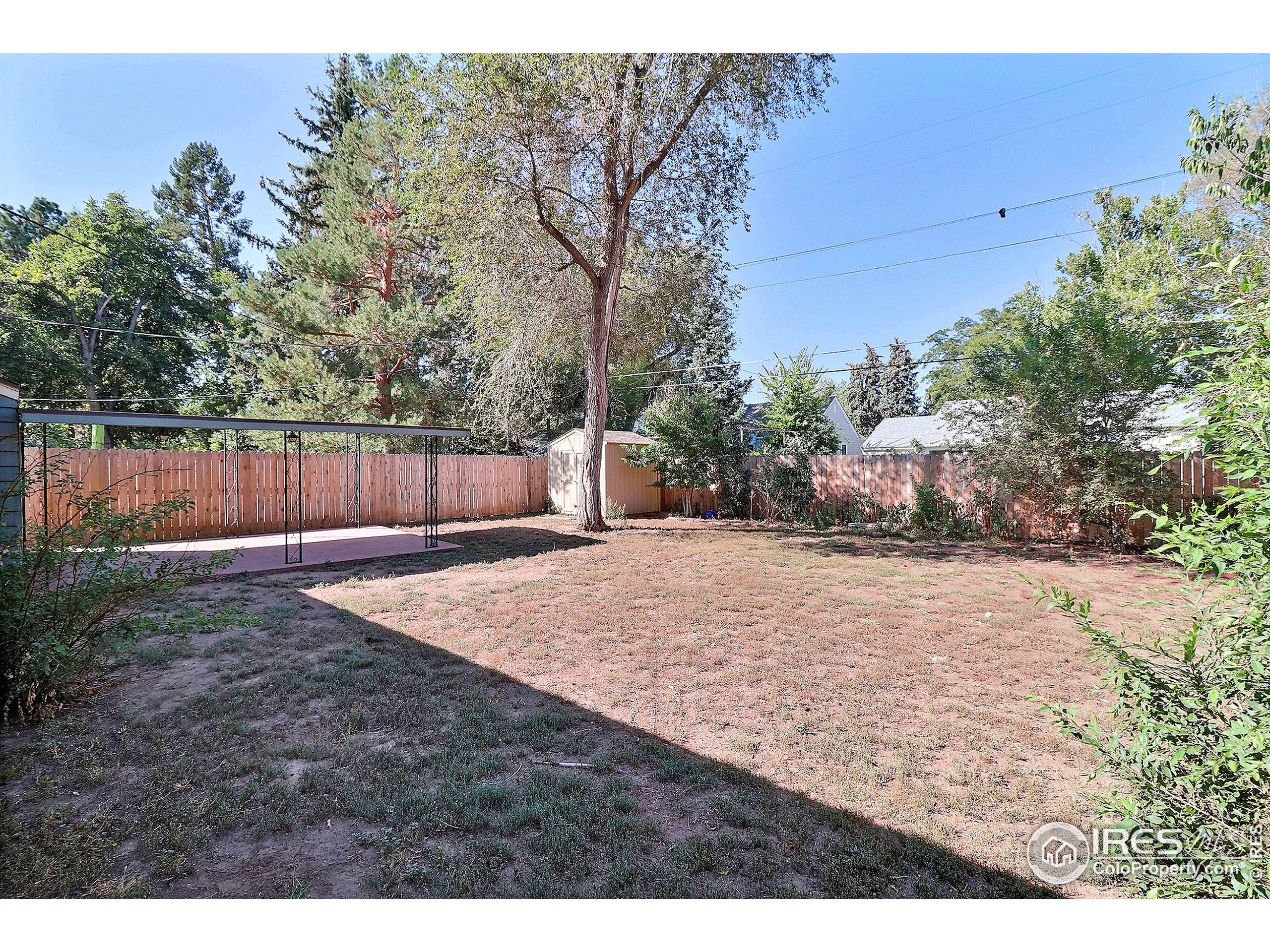 Fenced with Patio