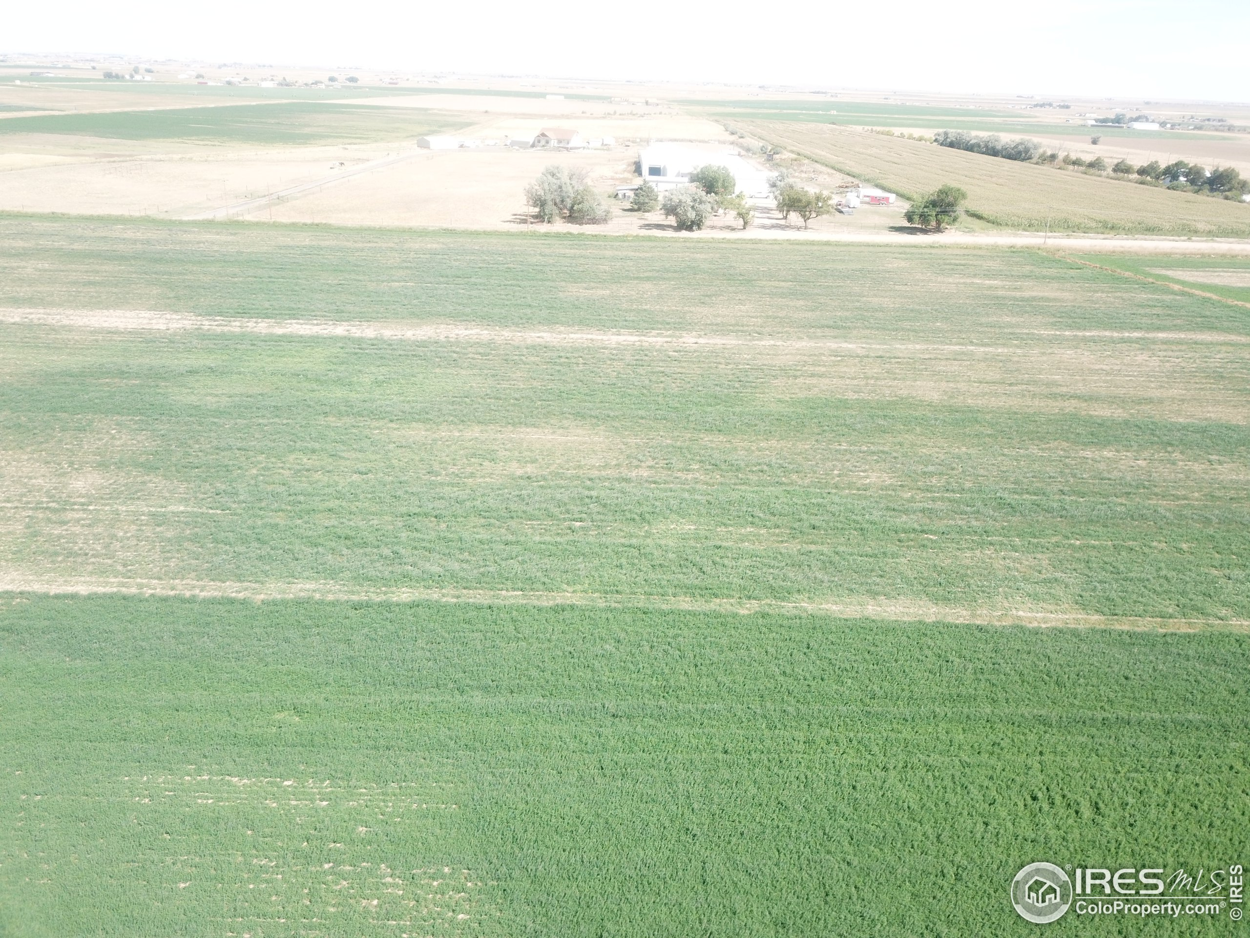Lower part of photo is property west of CR 59