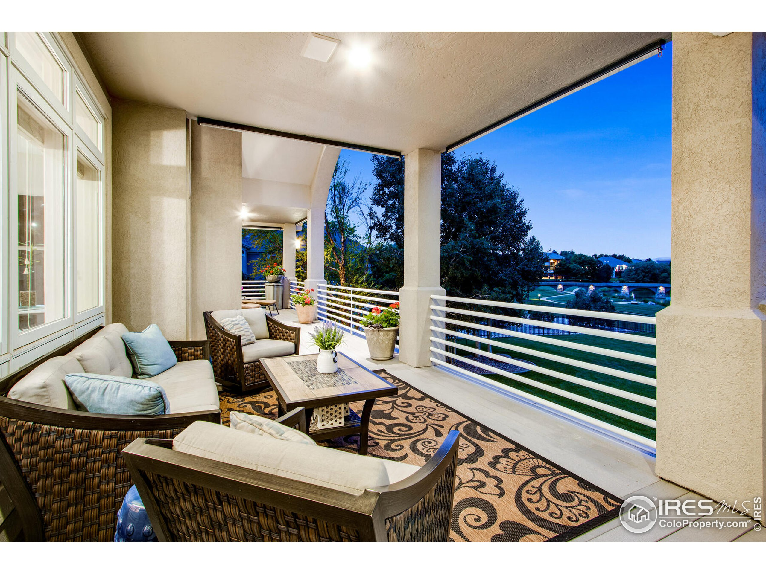 Upper Balcony with trex deck - Spectacular Lakeview & Front Range Vistas