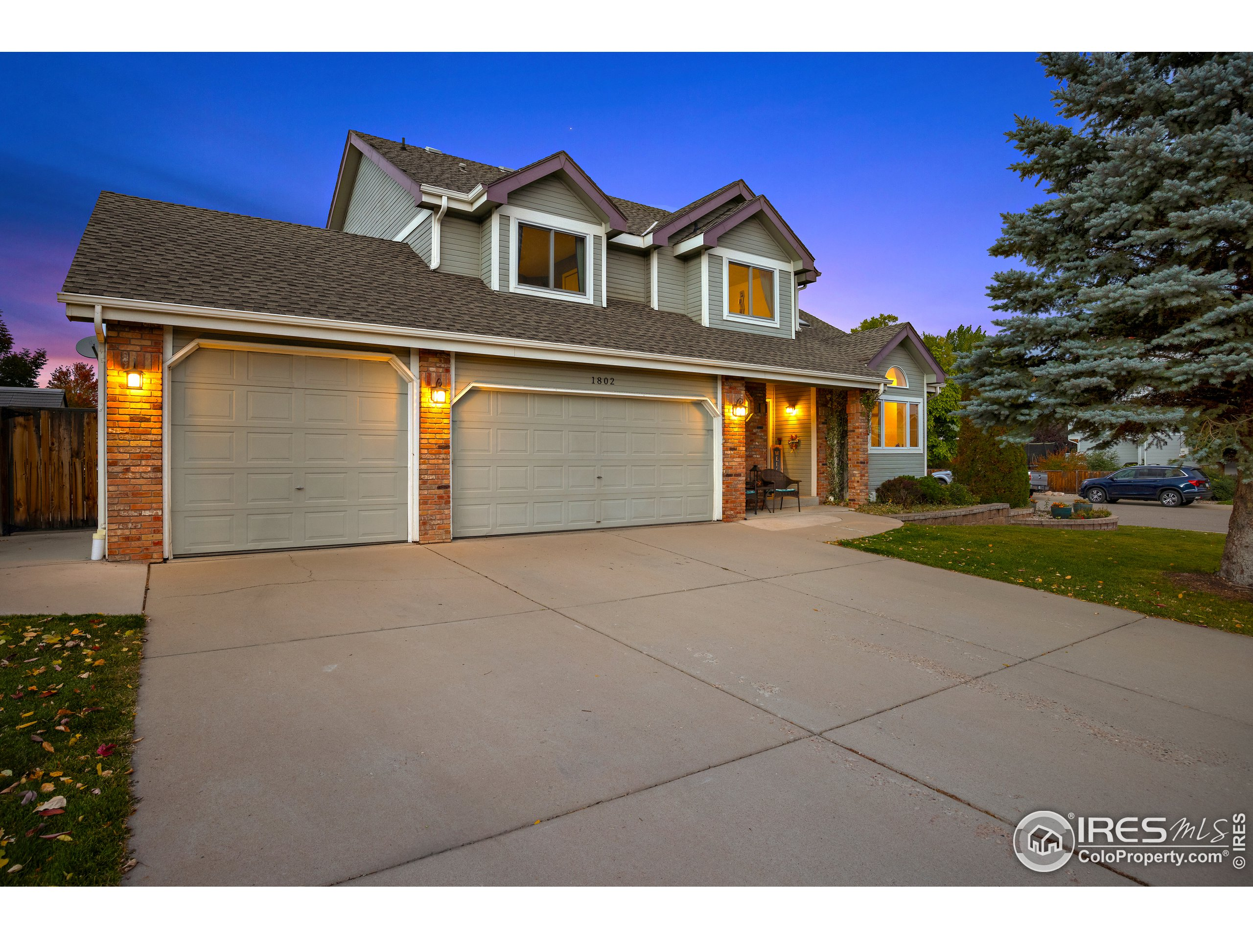 1802 Rolling Gate Rd, Fort Collins, CO 80526