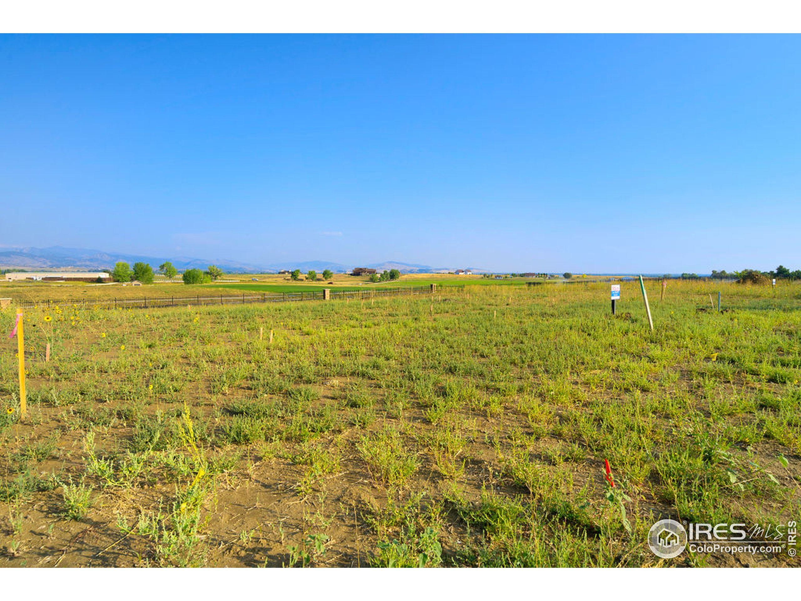New Construction- Photos of Lot
