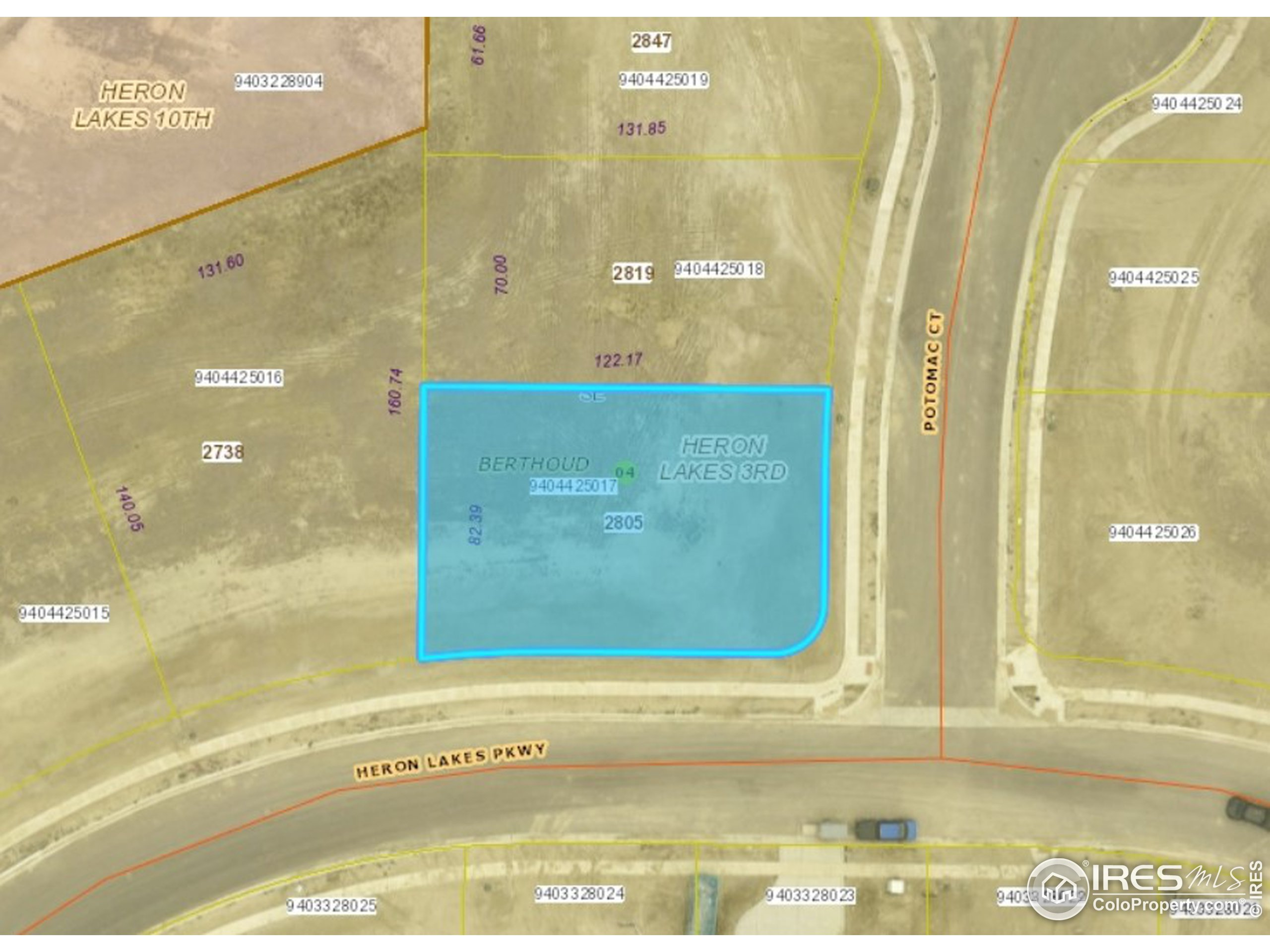 Corner Lot to Build your Dream Home!