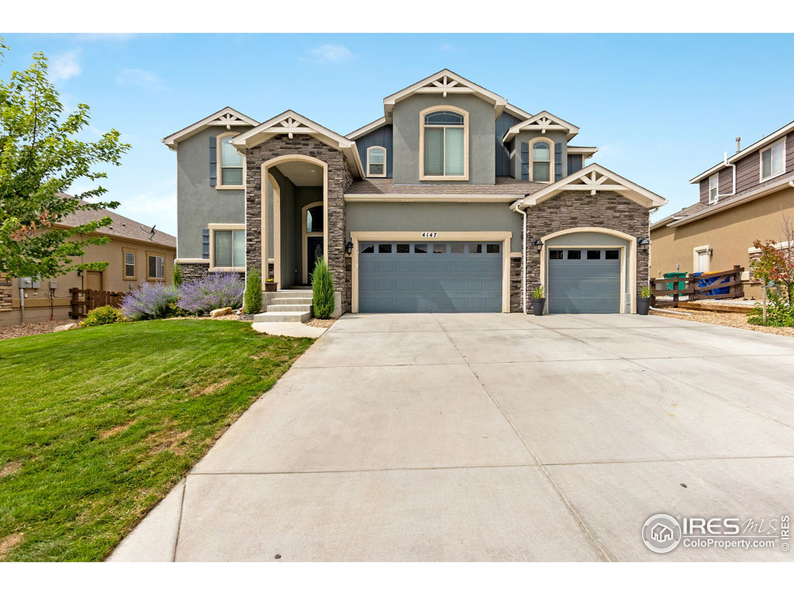 4147 Carroway Seed Dr, Johnstown, CO 80534