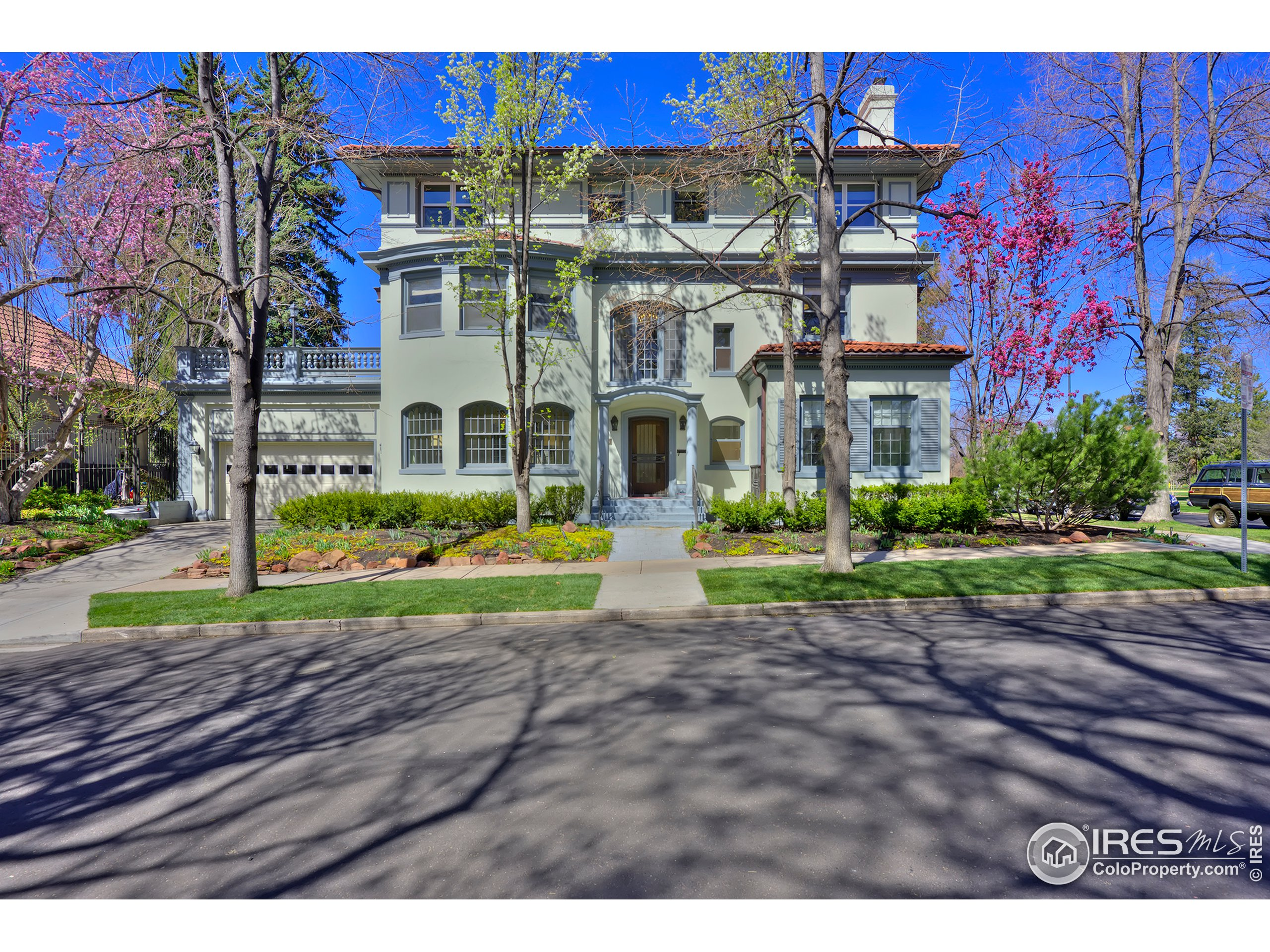 Once in a lifetime opportunity to own this stunning Neoclassical masterpiece named 2018 HOME OF THE YEAR by 5280 Magazine. Completely updated with a refined signature style rooted in tradition without a detail missed in this historic home. Features include elegant main floor with abundant light, incredible master suite, & a speakeasy like getaway in the basement. Two spacious balconies provide some of the best views in Denver featuring Cheesman Park, Downtown and the mountains.