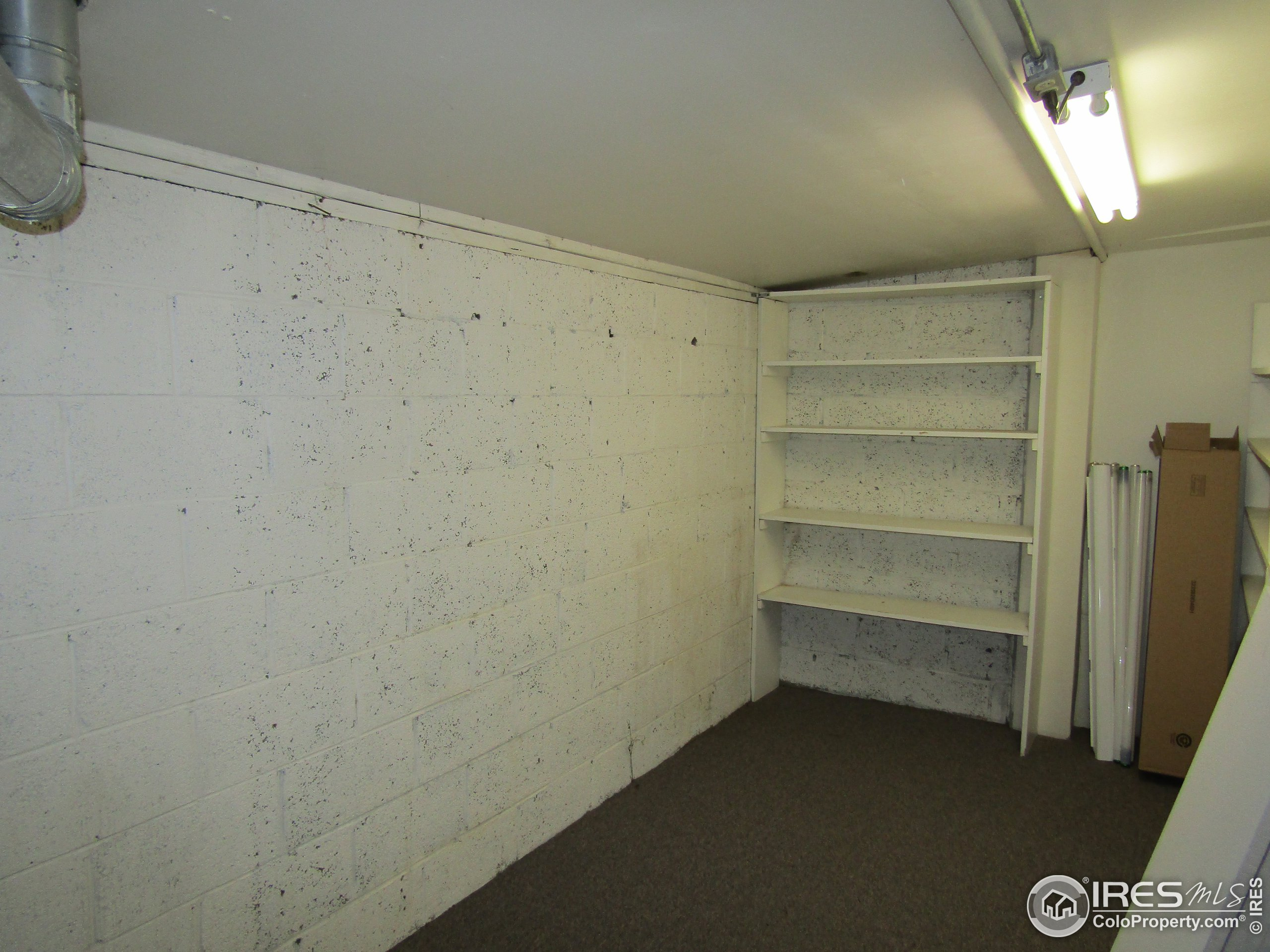 other end of furnace room unit 2