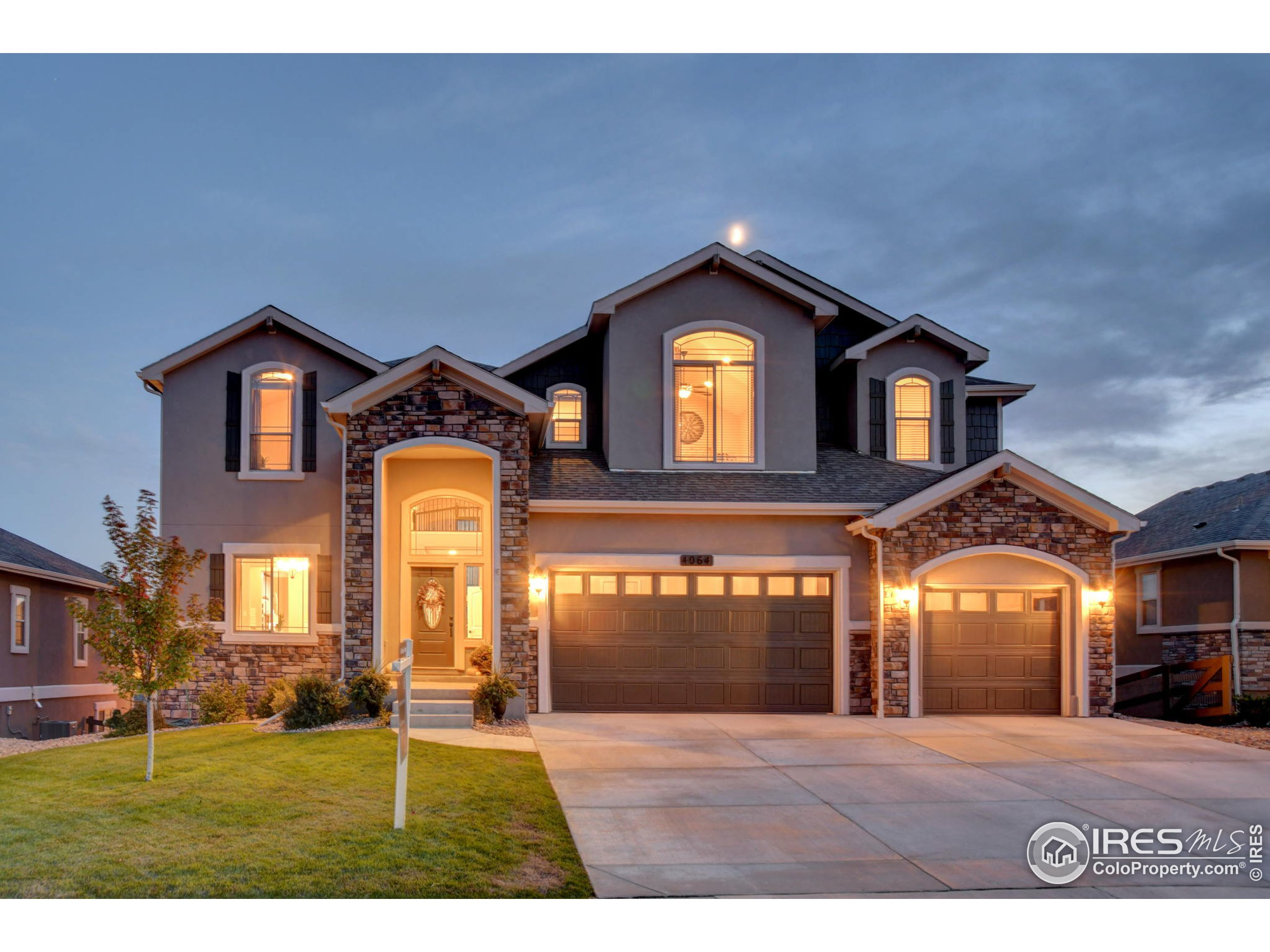 4064 Carroway Seed Dr, Johnstown, CO 80534