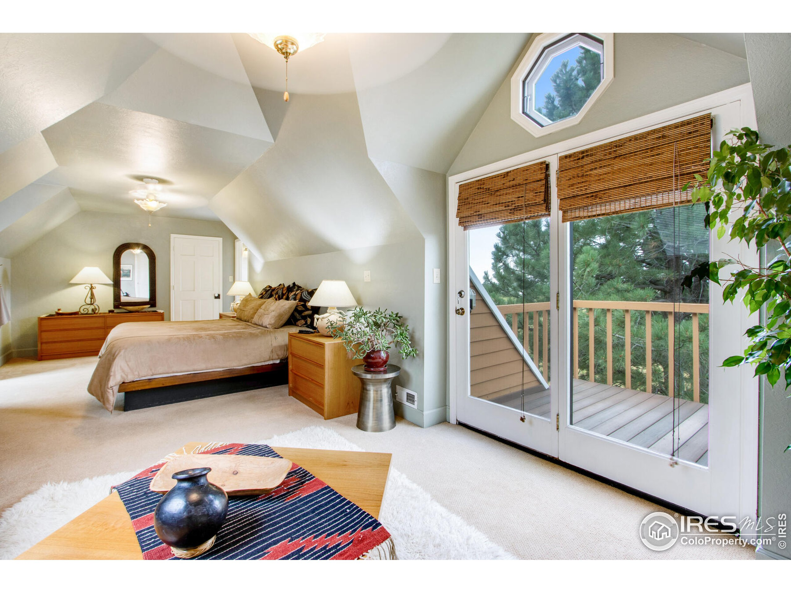 29 X 11 expansive Master Suite with multiple walk-in closets (don't miss the secret room) and its own veranda or evening deck to take in the amazing mountain views!