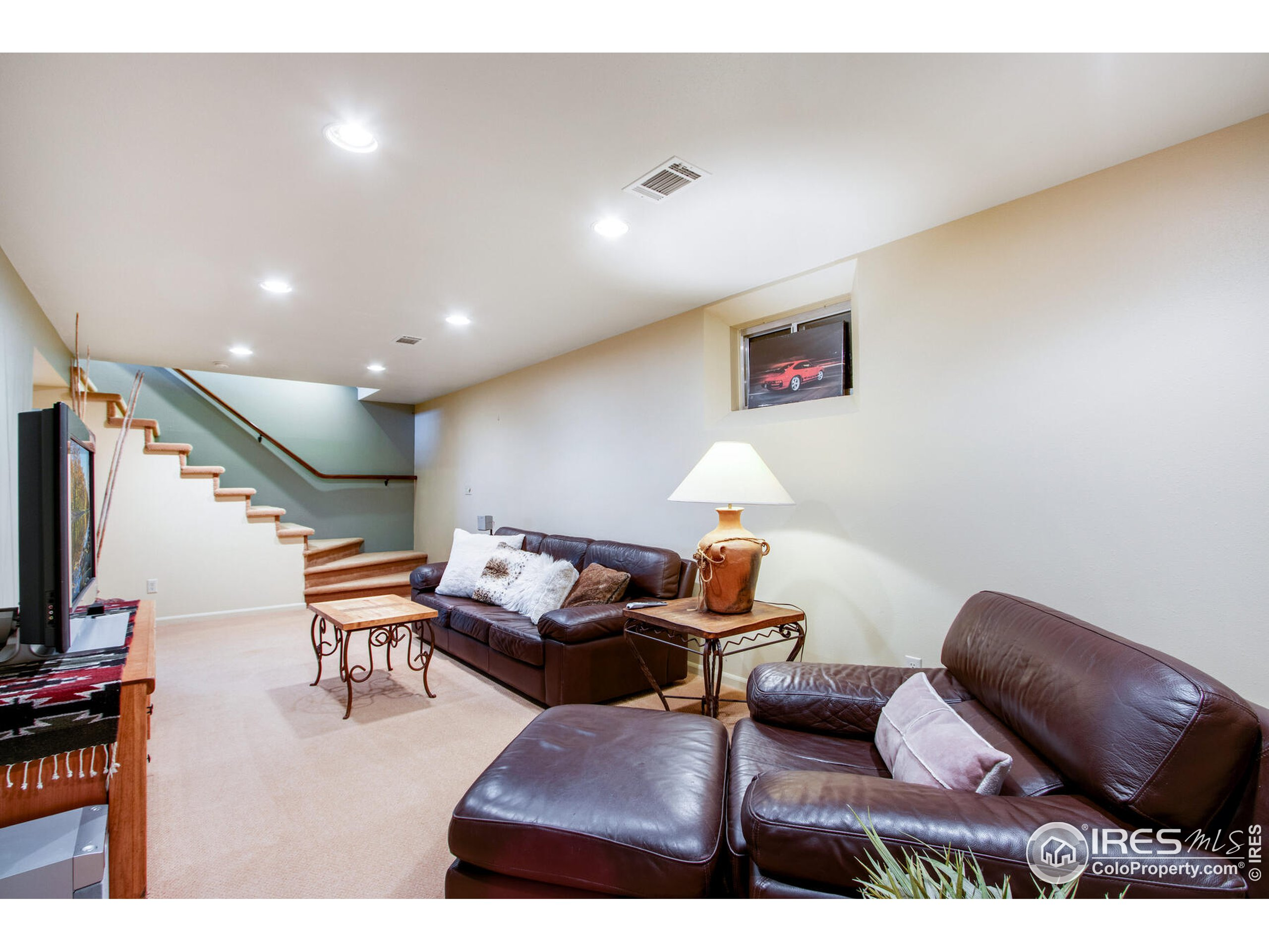 Finished walk-out lower level - endless options*