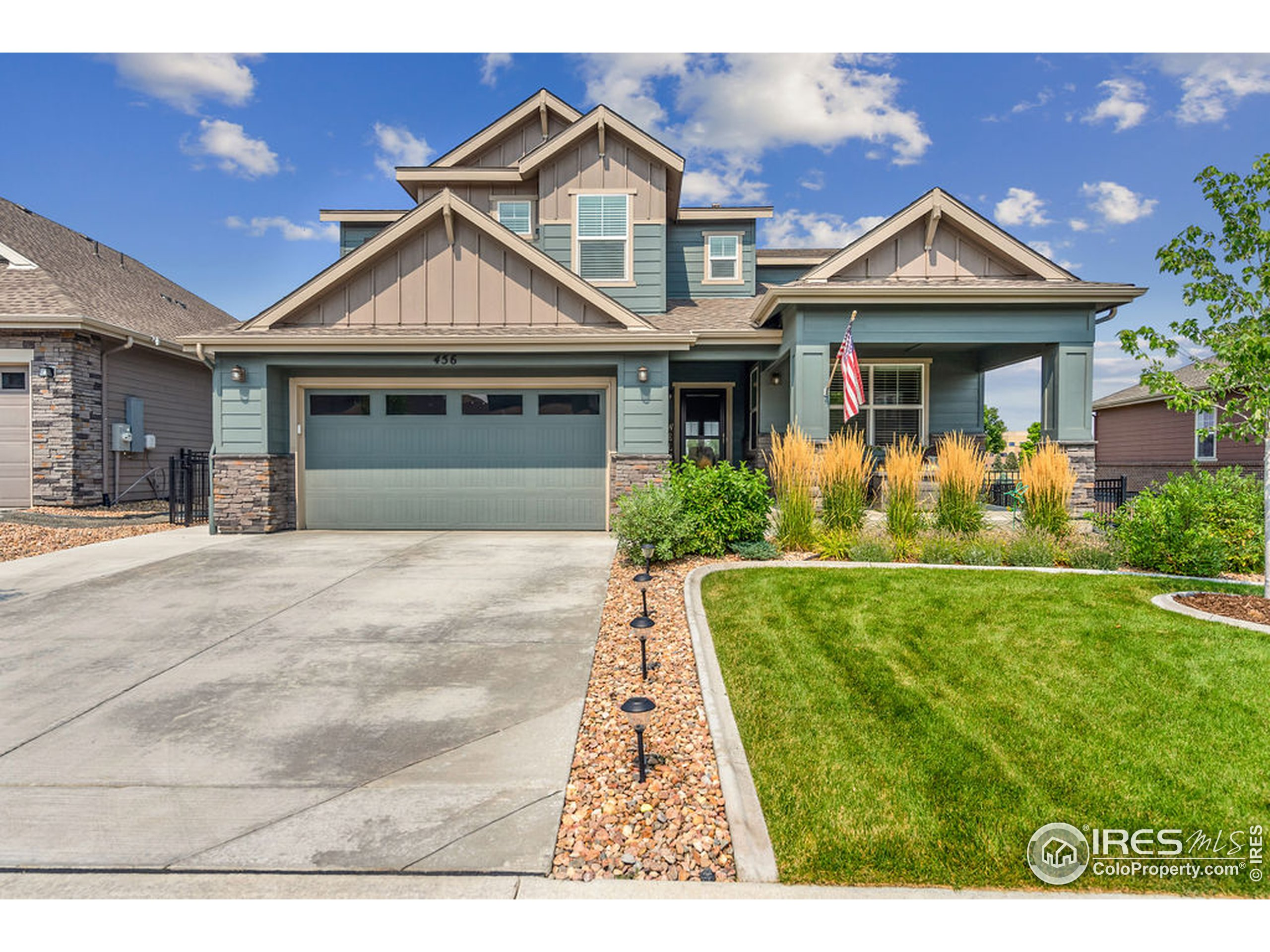 Welcome to Water Valley South! Now is THE opportunity to be a part of this great community and enjoy golfing, tennis, trails, lakes, and so much more. Beautiful 2-story home built in 2019 - 4 bdrm, 3 baths, loft area. Open kitchen, dining and living room. Entertain your guests right from your kitchen island or finish your dream basement. Enjoy the privacy of the large back patio with lake views just across the street. 3 car tandem garage is perfect for storage and toys. Limitless Possibilities!