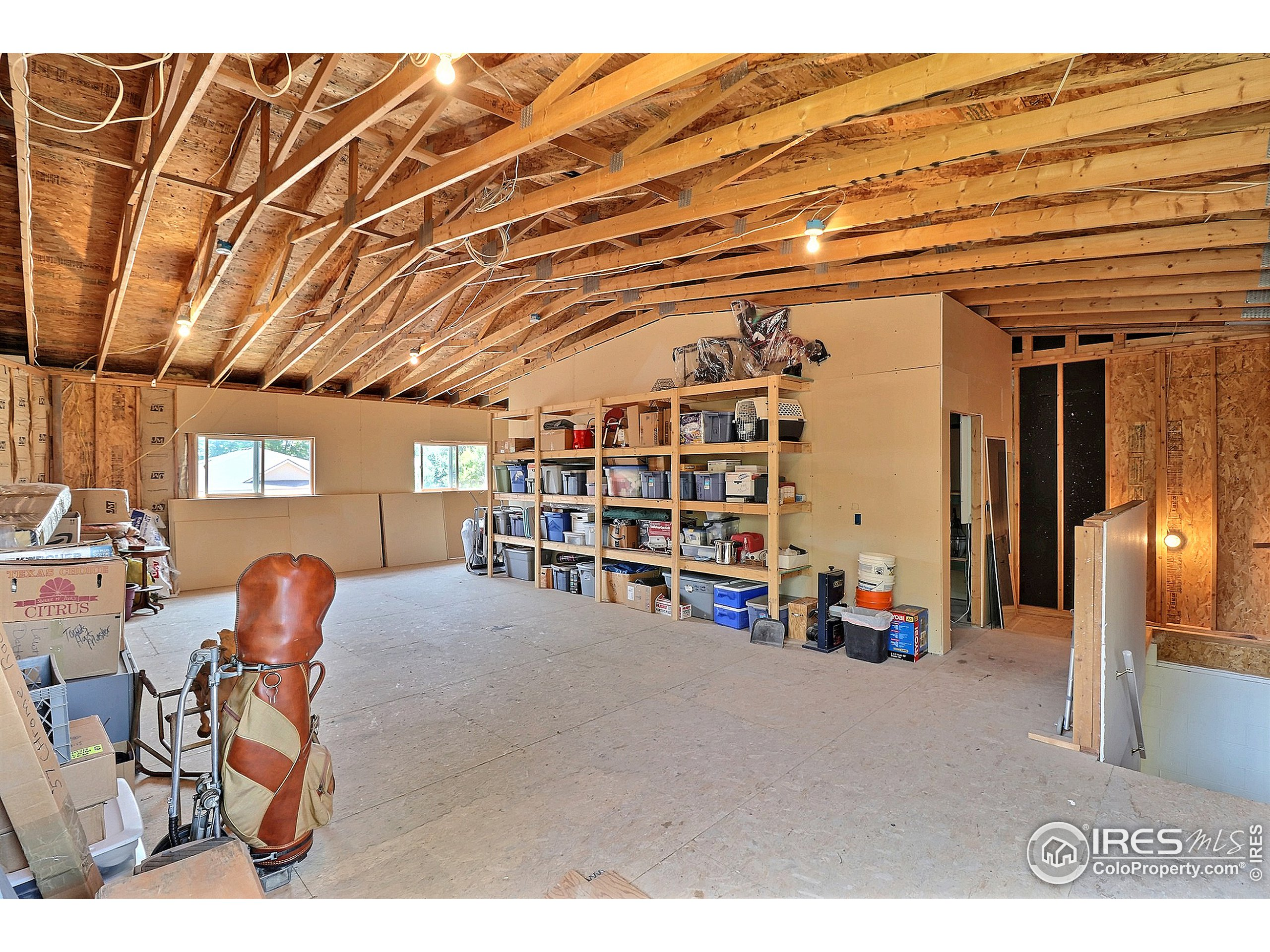Be Sure to Check Out the Upper Level Loft!