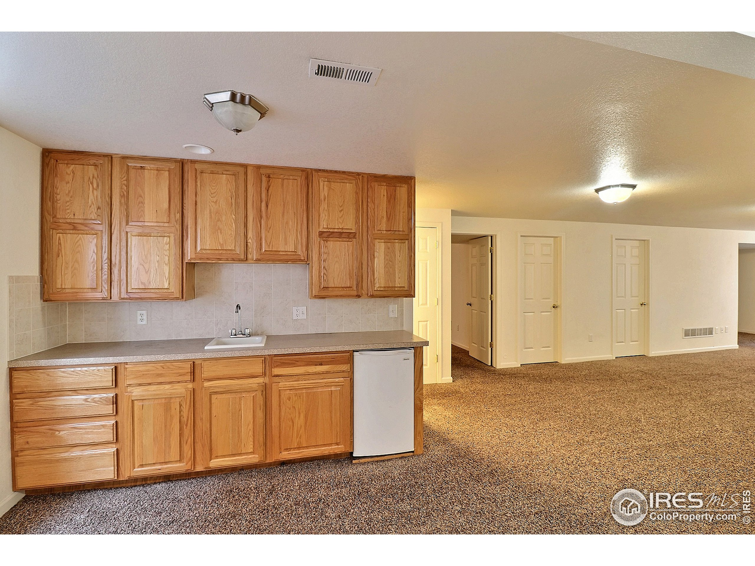 with Wet Bar