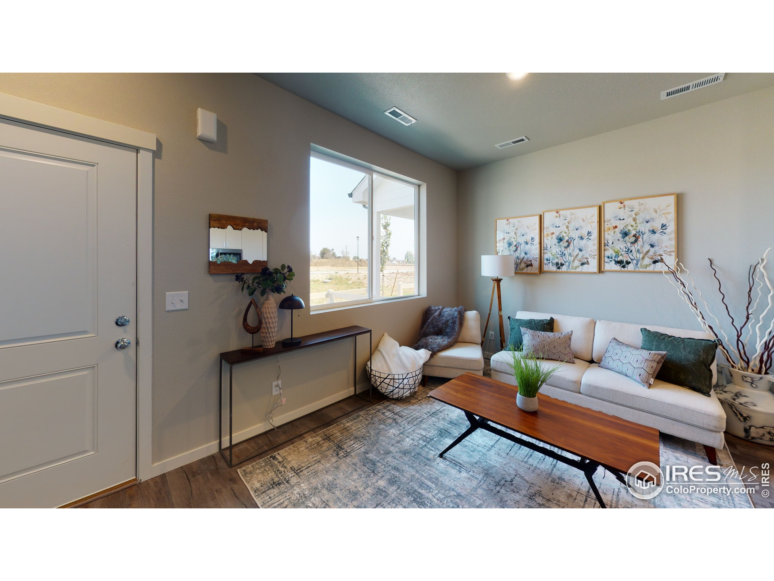 Stock photo, may show optional upgrades/Great Room
