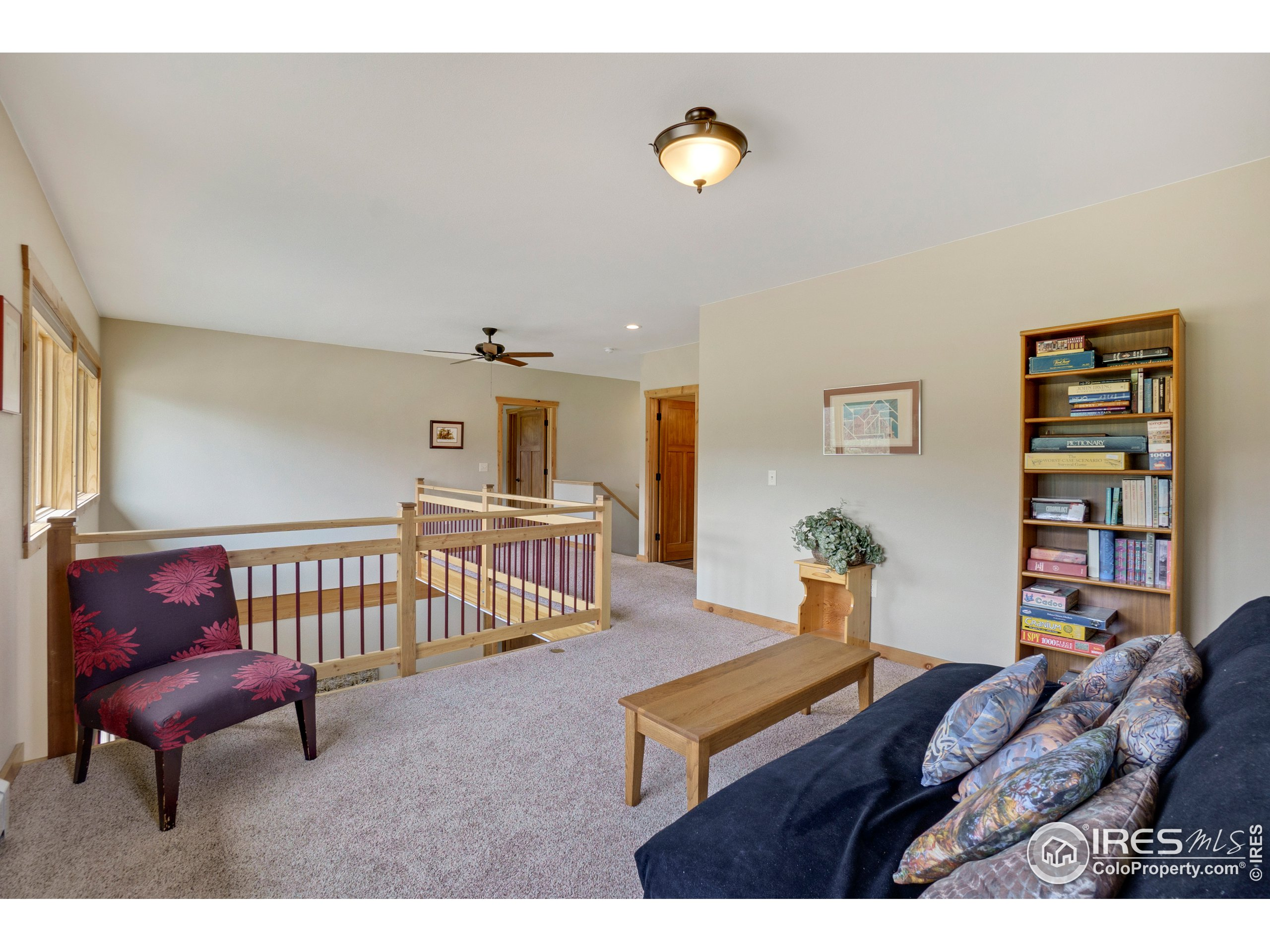 More room for entertaining or relaxing