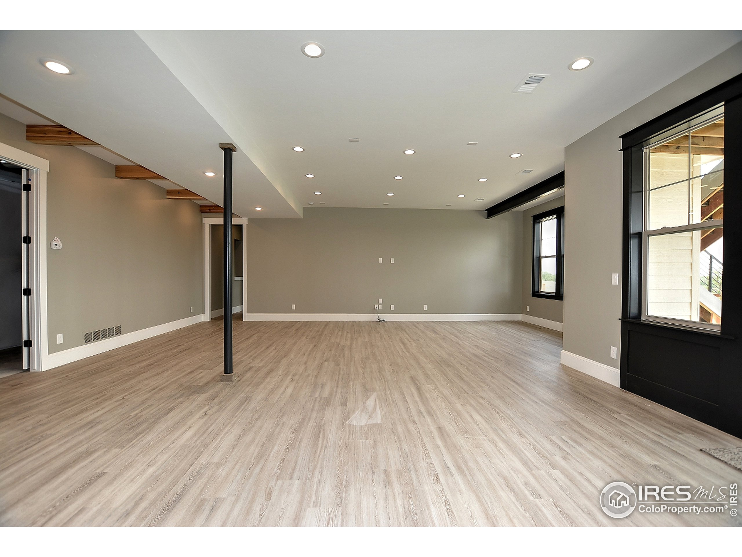 To be Built - Photo of a Past Build - Basement Rec Room