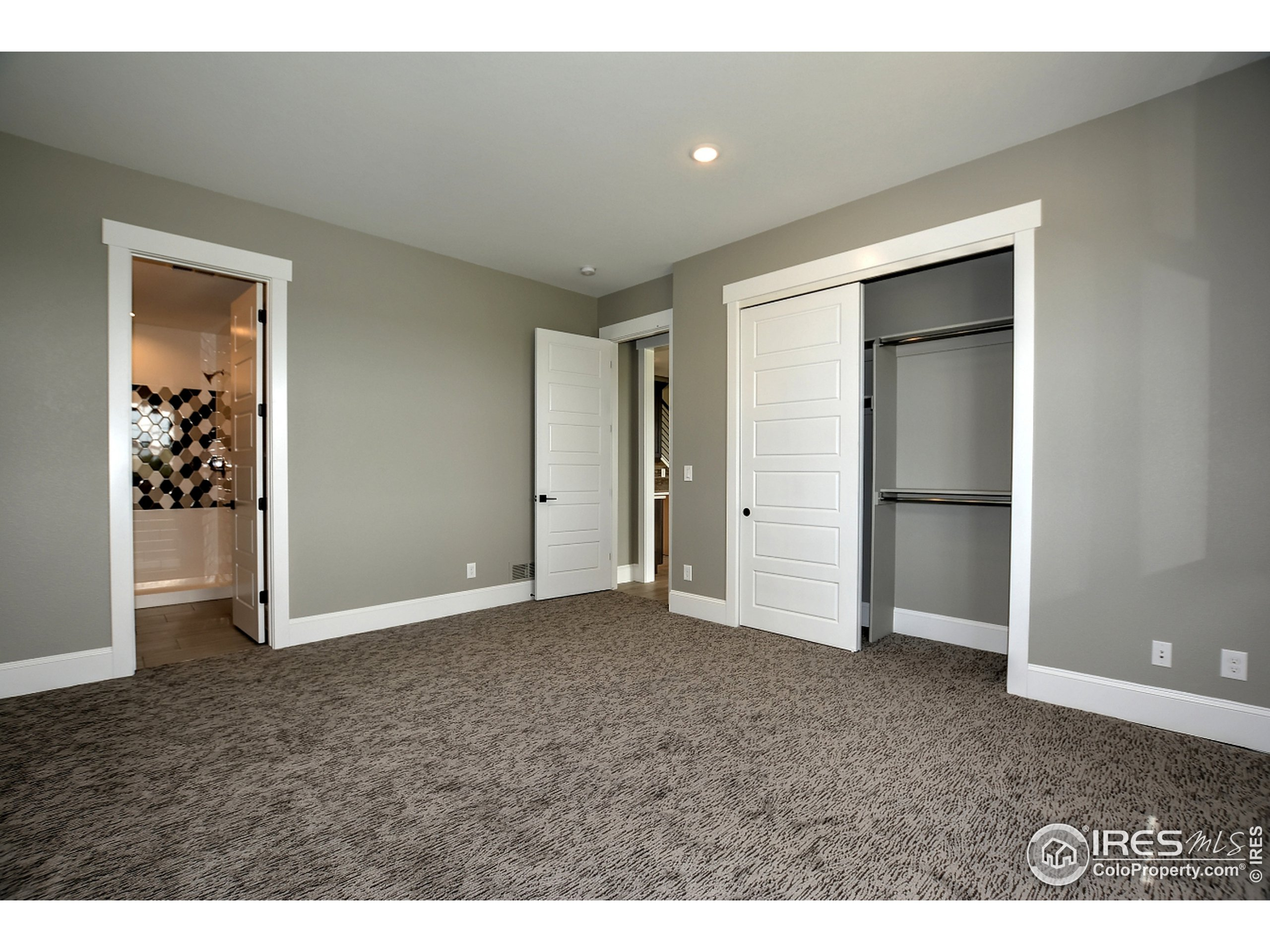 To be Built - Photo of a Past Build - Basement Bedroom 3