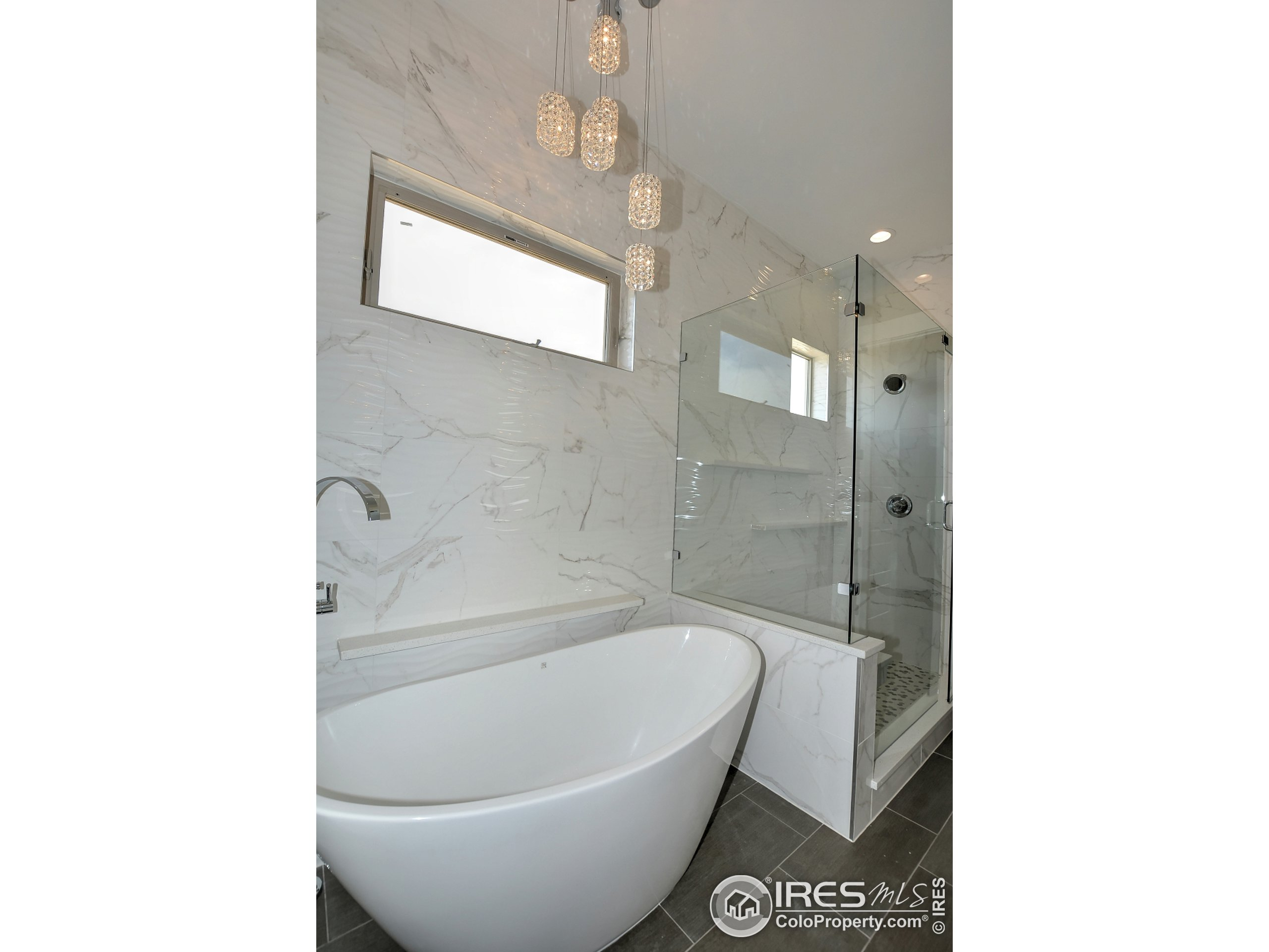 To be Built - Photo of a Past Build - Master Bathroom