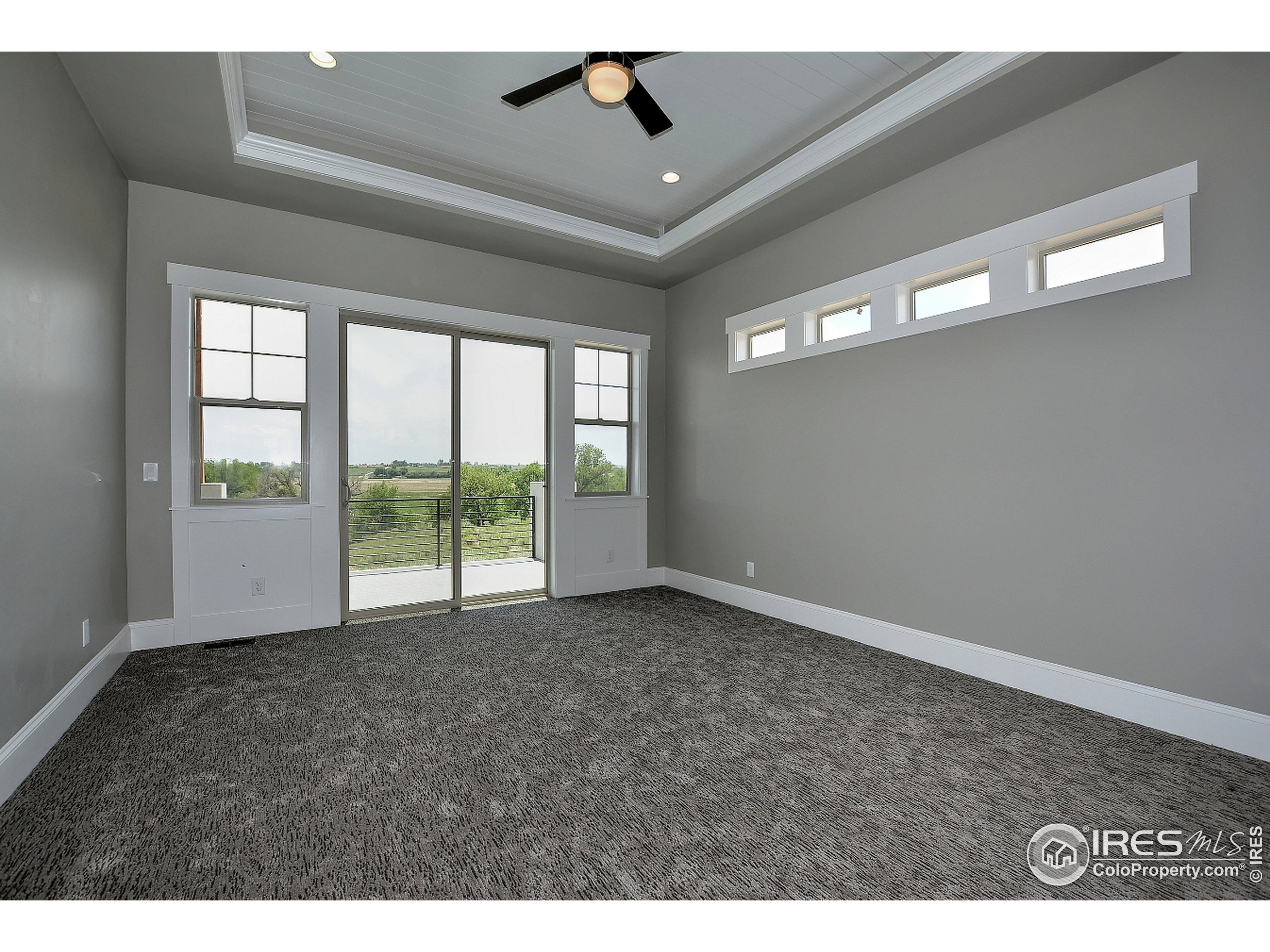 To be Built - Photo of a Past Build - Master Bedroom