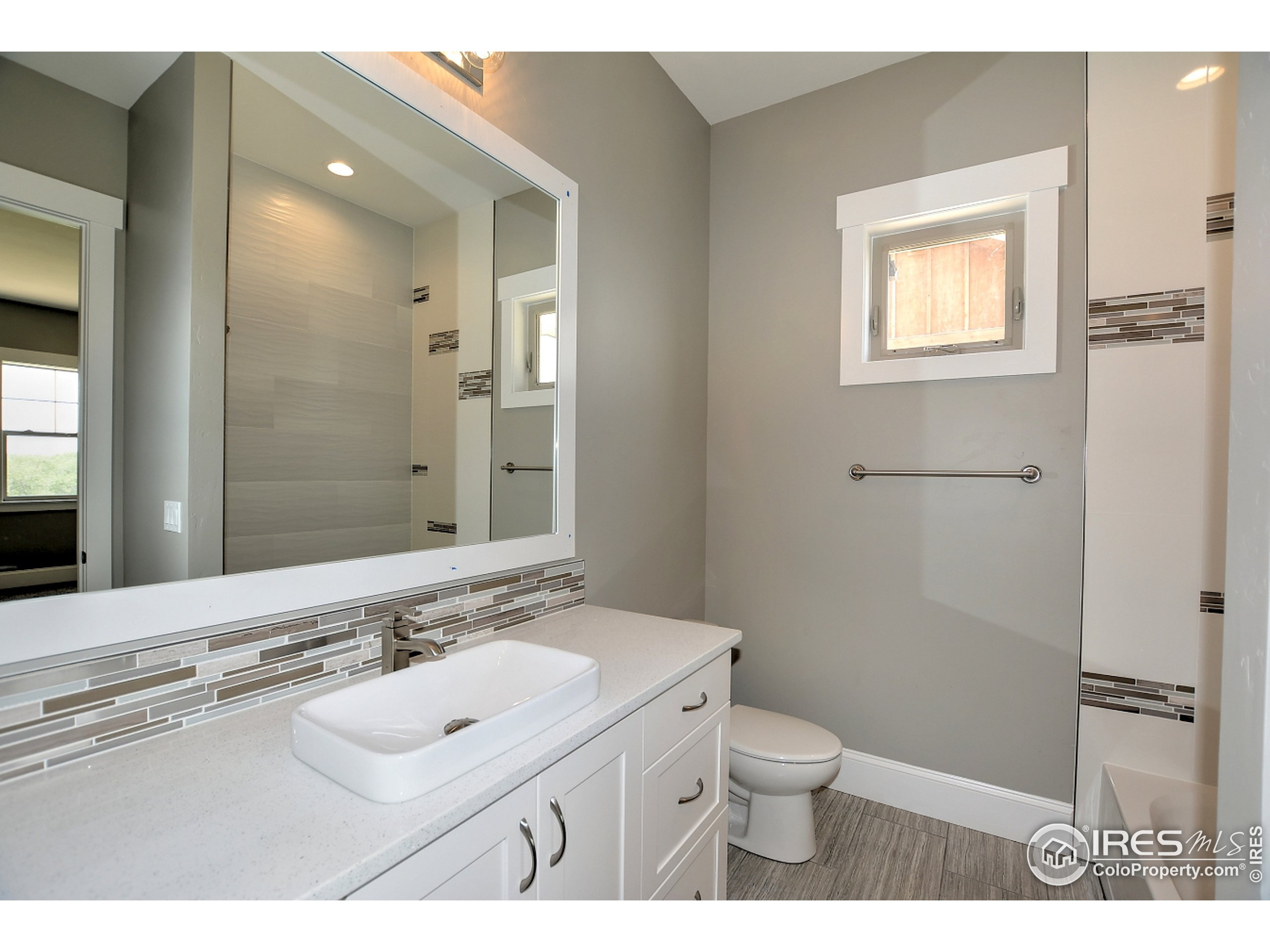 To be Built - Photo of a Past Build - Main Level Bathroom 2