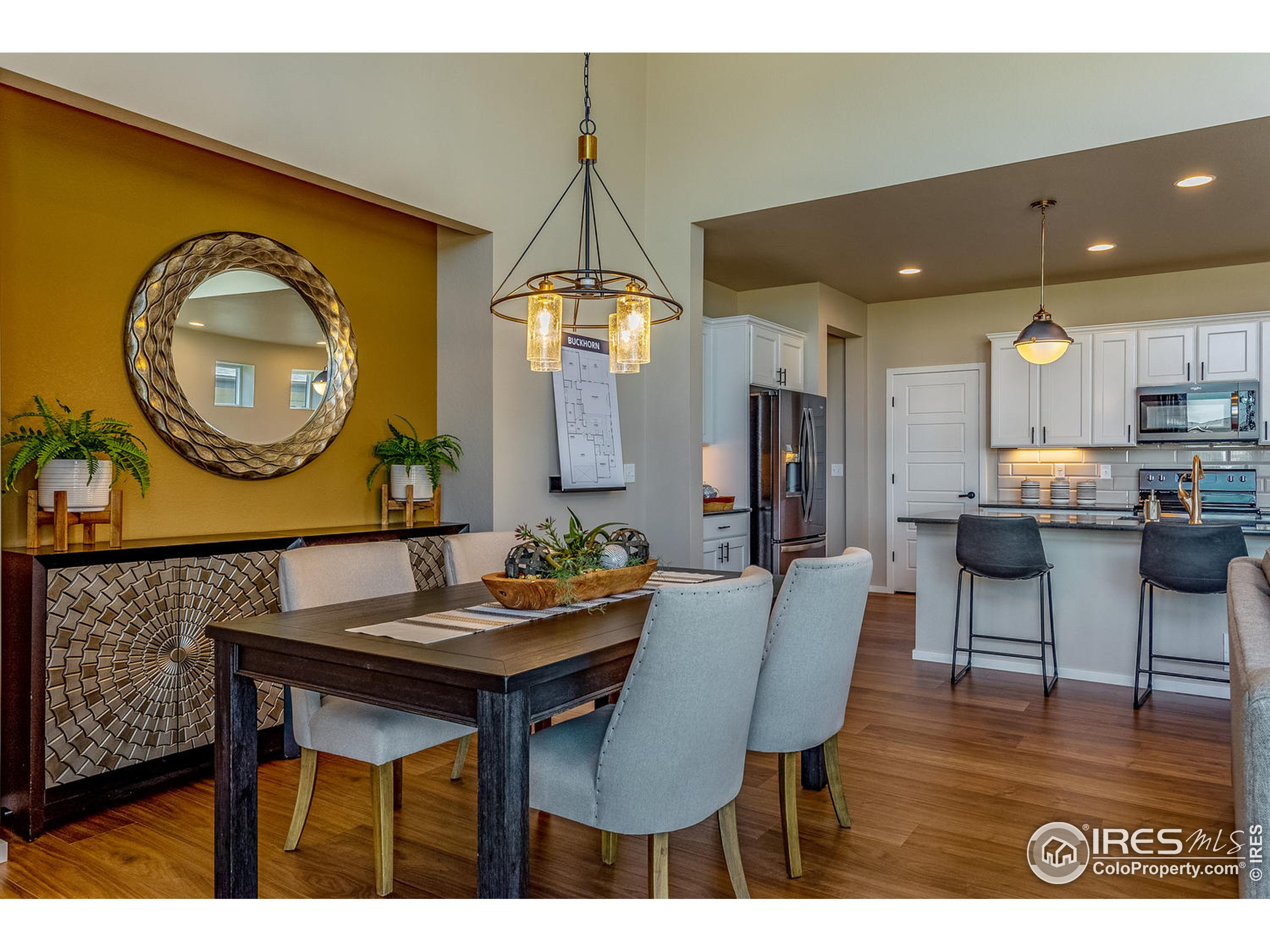 EXAMPLE PHOTO: DINING ROOM & GREAT ROOM
