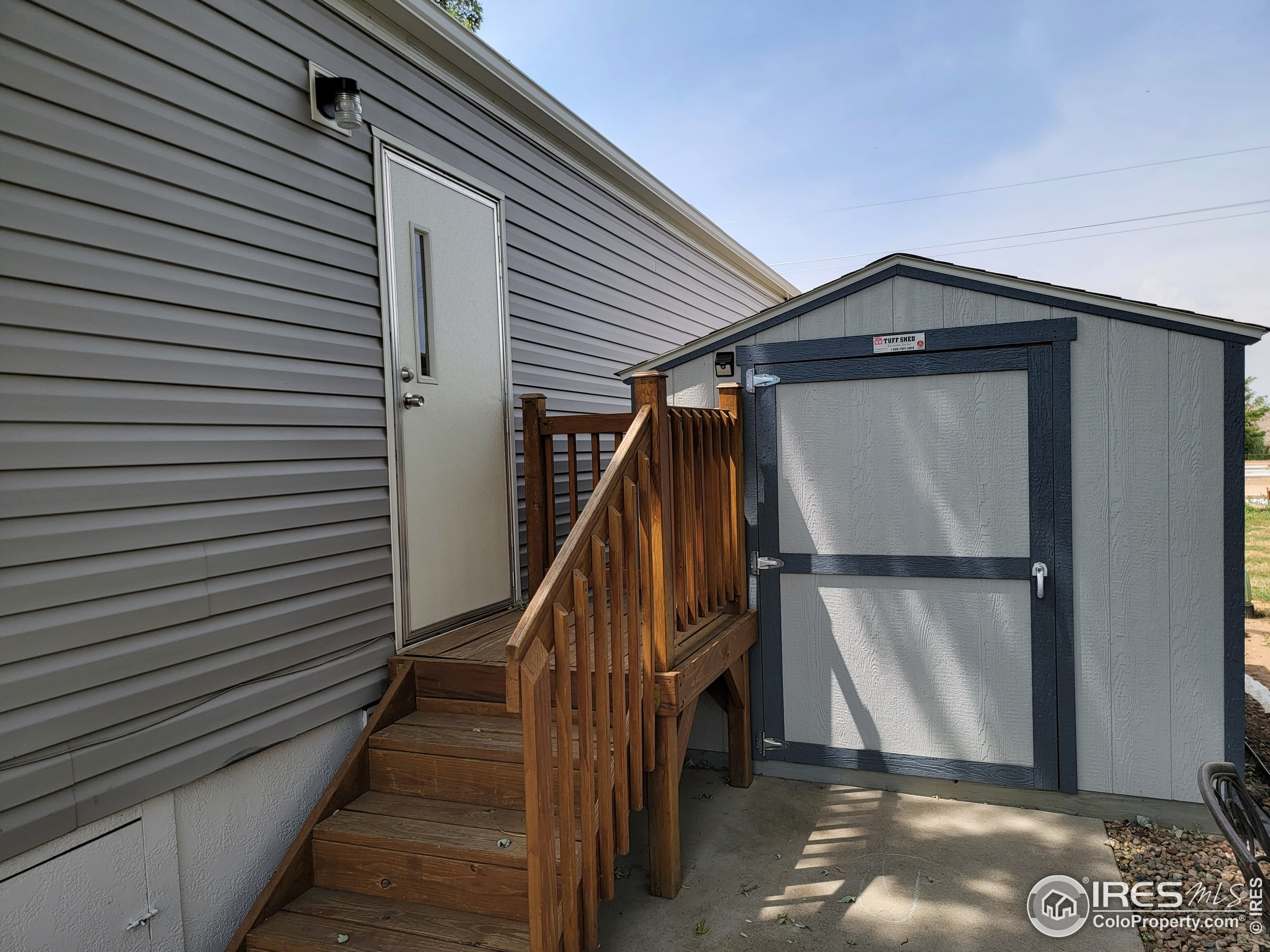 Great Storage Shed, Lots of room