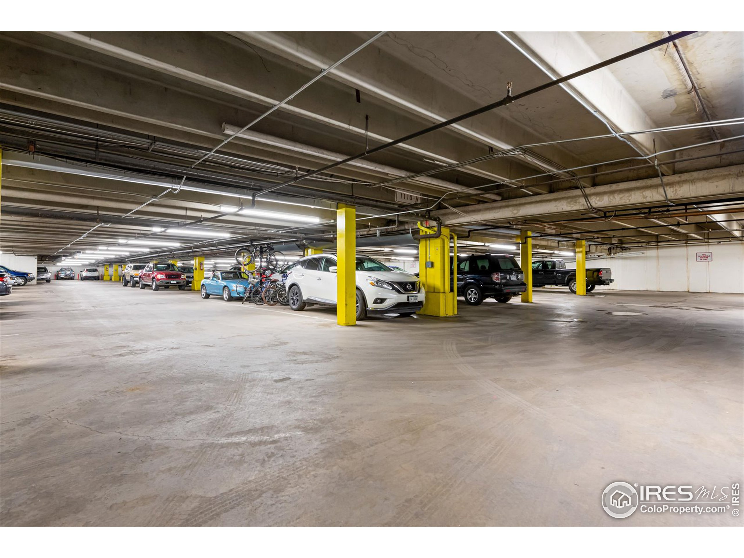 Underground and Above Ground Parking Included!
